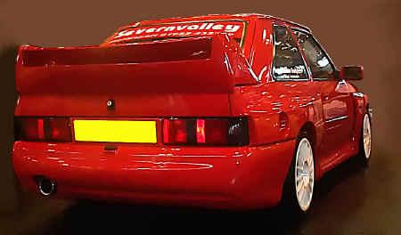 rear light ford mk5 eBay